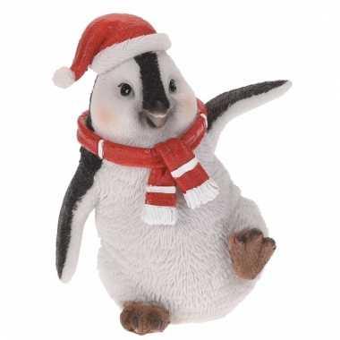 Pinguin beeldje 10 cm type 2
